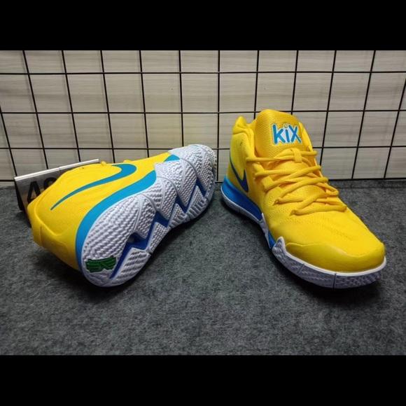 low priced bf426 41d3a Nike Kyrie 4 Kix